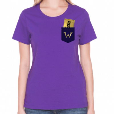 Women's Golden Ticket Tee