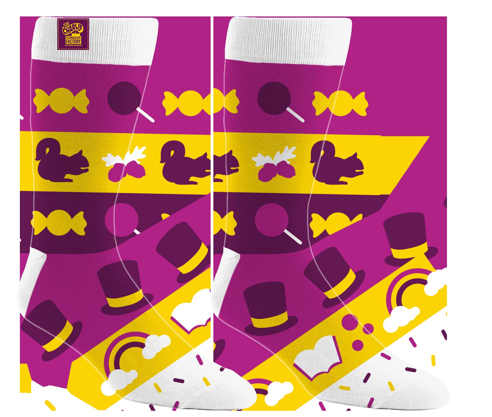 Knit Candy Socks