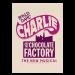 Charlie and The Chocolate Factory - Logo Tea Towel